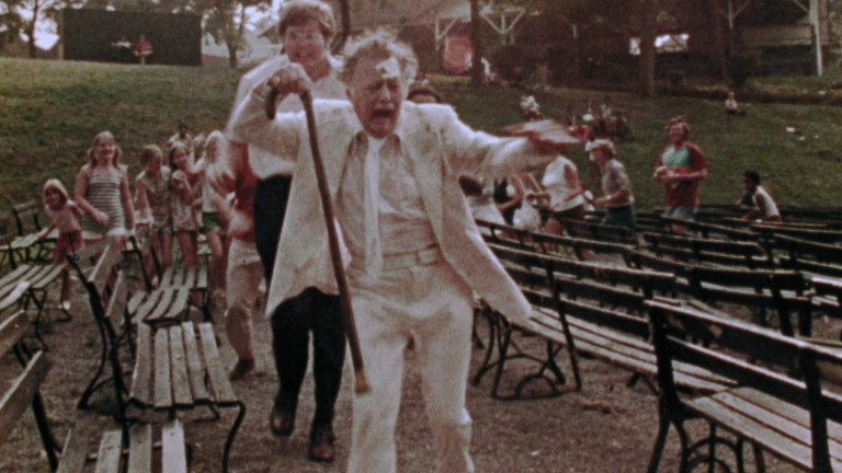 Lincoln Maazel in The Amusement Park