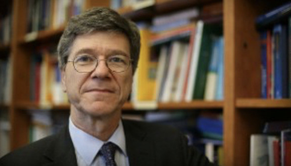 Jeffrey D. Sachs, the recently named Chair of the Lancet COVID-19 Commission