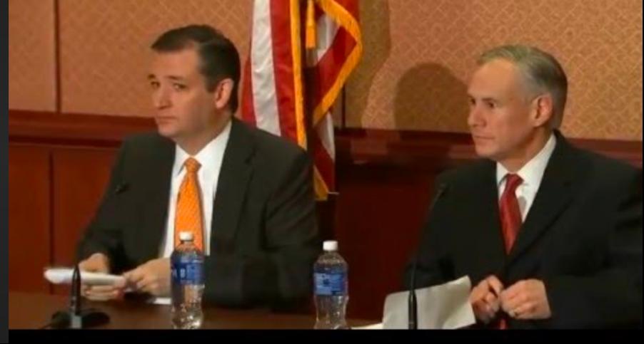 Ducking Their Duties? Senator Ted Cruz and Governor Greg Abbott