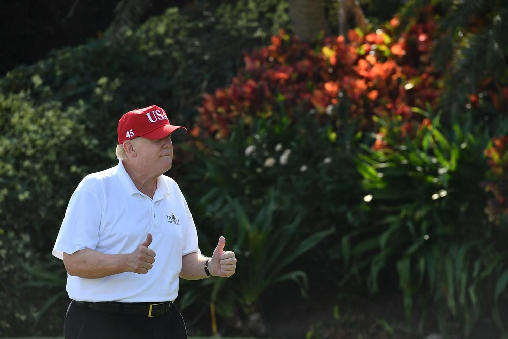 Photograph by Nicholas Kamm / AFP / Getty