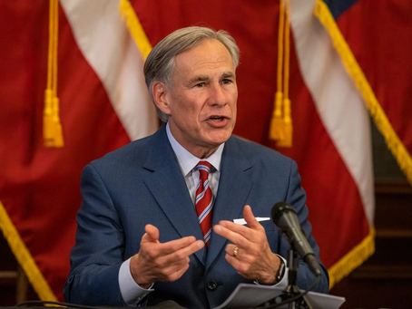 Greg Abbott Tries to Lure Back Democratic Lawmakers by Offering NPR Tote Bags