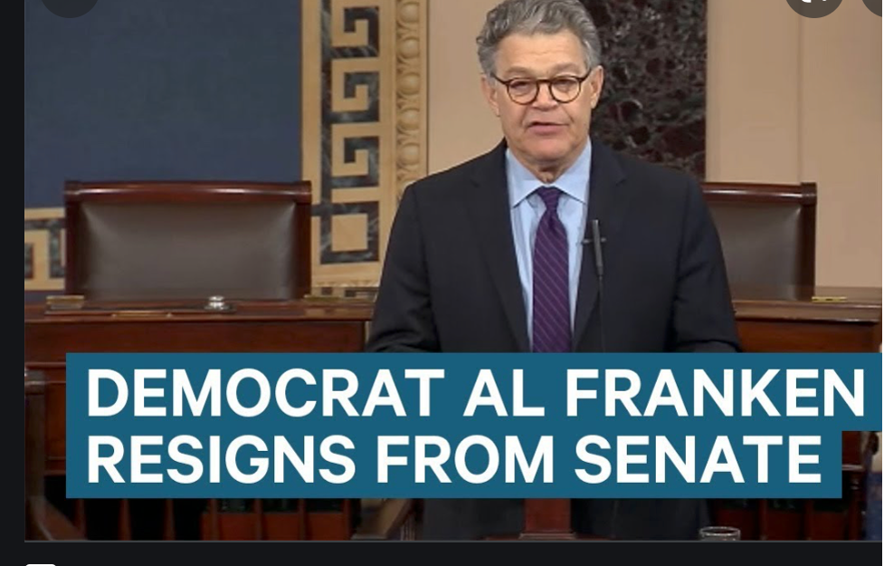 In 2017, Franken returned to TV in a starring role he never sought