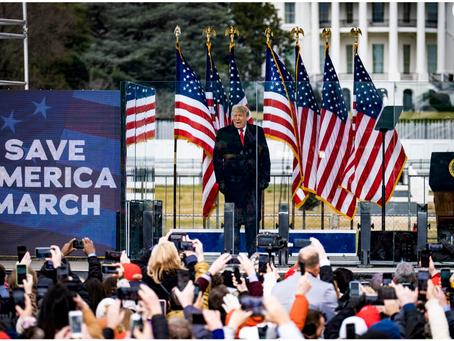 A Violation of Free Speech? Sorry, Donald!
