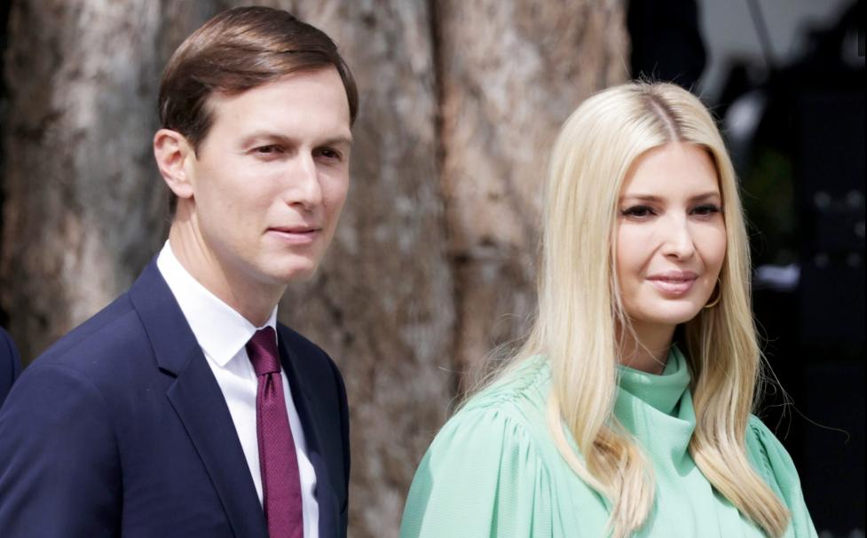 The Deposed Power Couple: Jared Kushner and Ivanka Trump