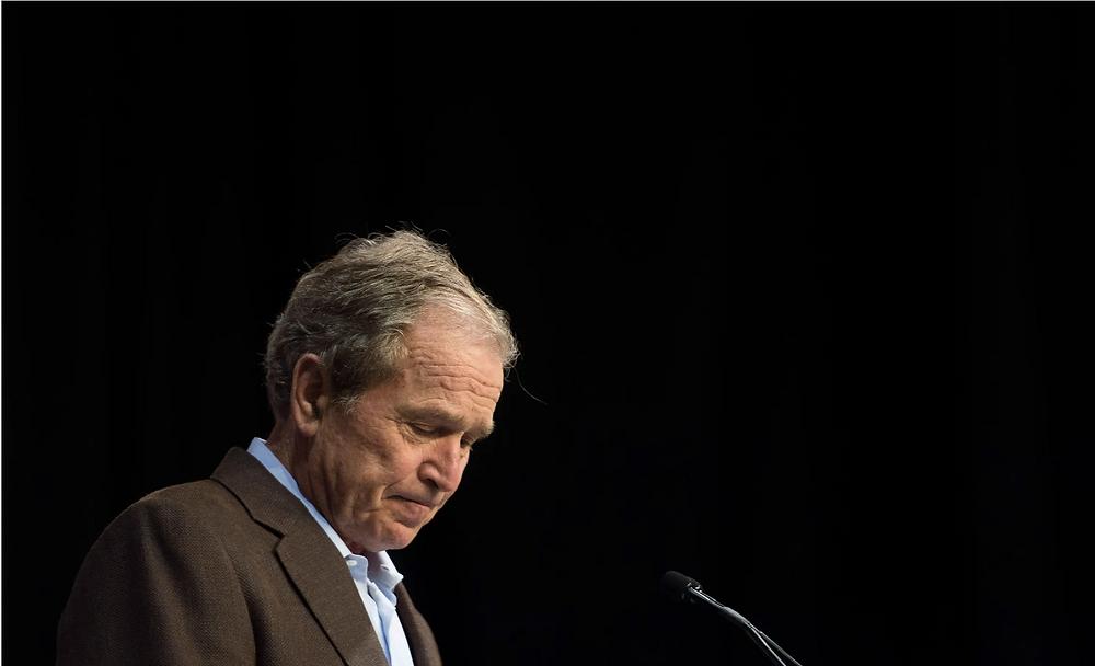 Photograph by Jim Watson / AFP / Getty