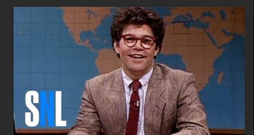Multitasker:  Franken went from Harvard to Saturday Night Live to the Senate
