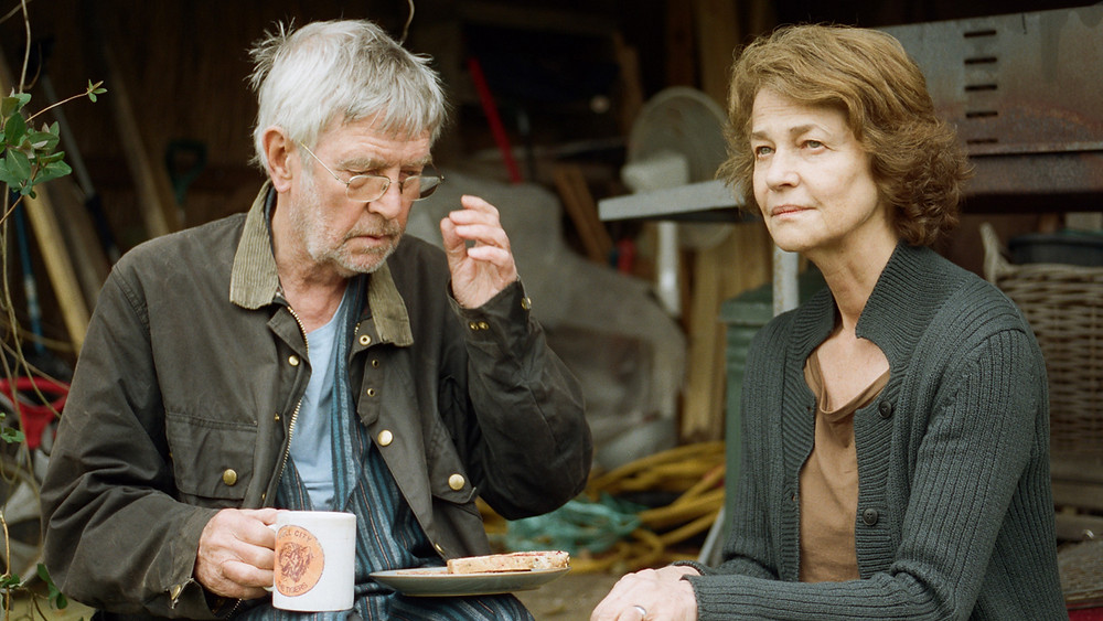 With Tom Courtenay in 45 Years (2015)