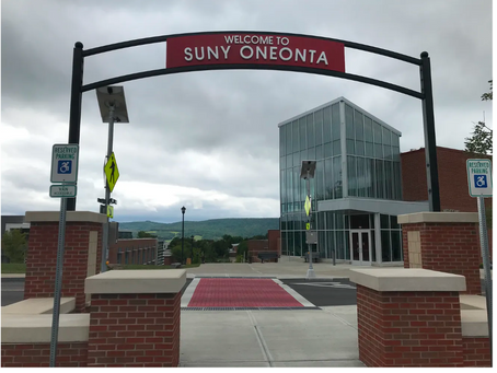 Covid-19 Outbreak at SUNY-Oneonta