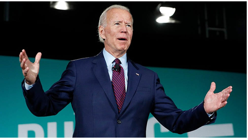 """Biden bluntly told DeSantis and Texas Governor Greg Abbott to """"get out of the way"""""""