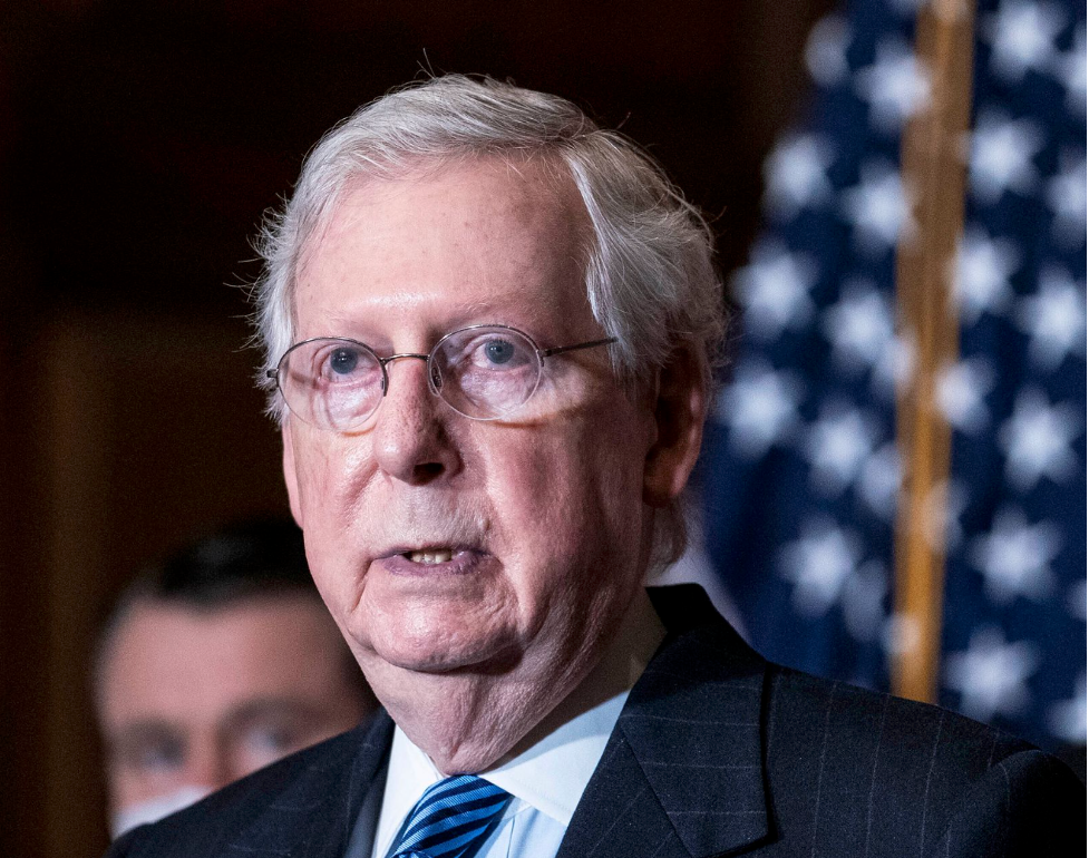 Democrats fear that if Breyer remains on the Court, McConnell will be able to place yet another conservative justice