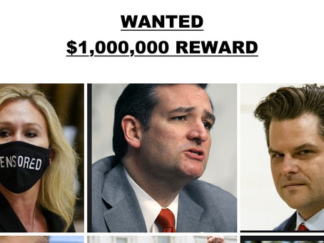 Washington Whispers: Wanted for Attempted Murder—the GOP