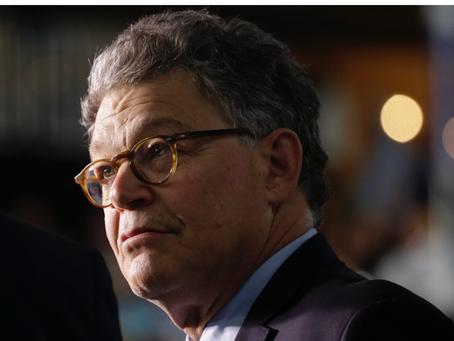 Washington Whispers: Al Franken is No Andrew Cuomo