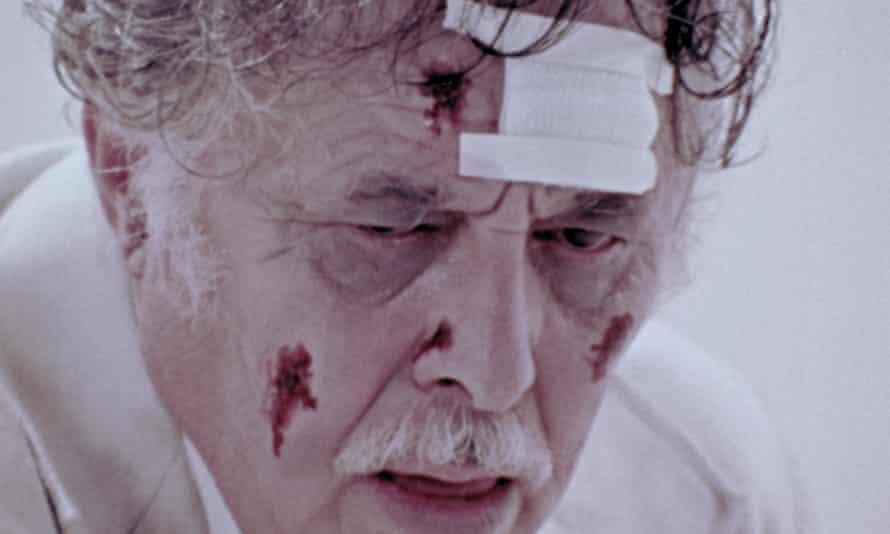 Beaten, bruised, and left to age in Romero's disturbing film