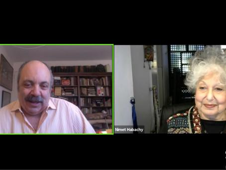 "Fred Plotkin on Fridays: Nimet Habachy, Beloved Host of WQXR's ""New York at Night"""