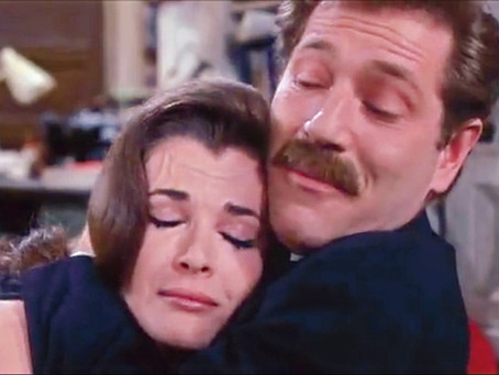 Reel Streaming: From New York with Love—George Segal and Jessica Walter