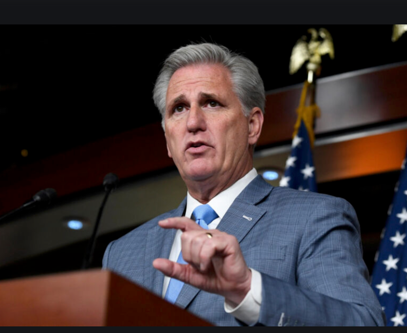 The top job has eluded Rep. Kevin McCarthy (California)