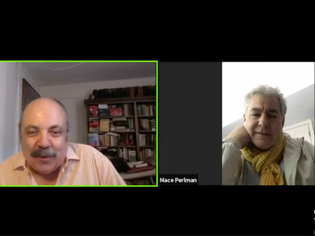 Fred Plotkin on Fridays: Actor Mace Perlman on Legendary Director Giorgio Strehler
