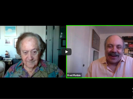 Fred Plotkin on Fridays: Conductor and Composer Jose Serebrier
