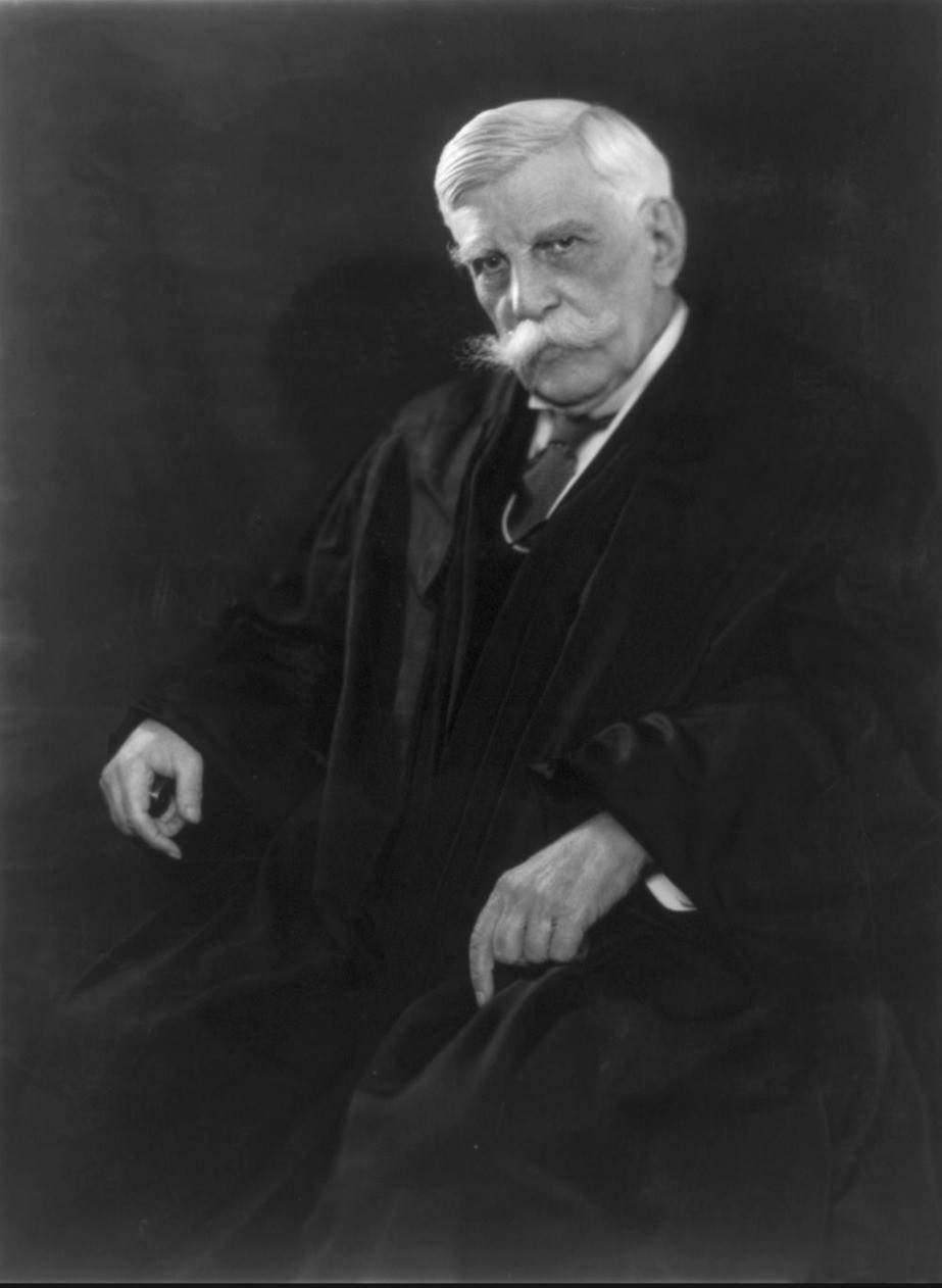 Justice Holmes (1841–1935) was a fervent defender of the First Amendment