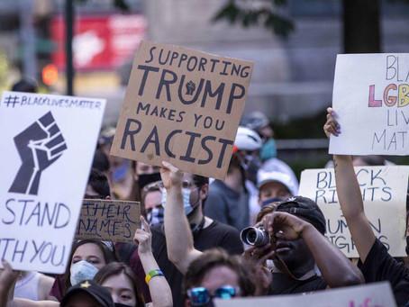 Trump's Last Stand for Apartheid America