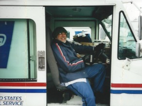 The Year that the Postmaster General Went Postal