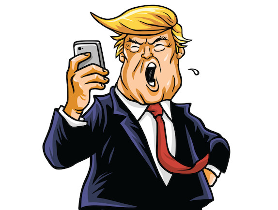 President Trump (Illustration: Depositphotos)