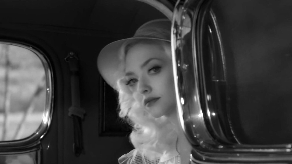 Amanda Seyfried as actress Marion Davies, in David Fincher's impeccably produced Hollywood fable Mank