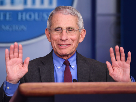 Fauci Excited to Have Someone to Talk To