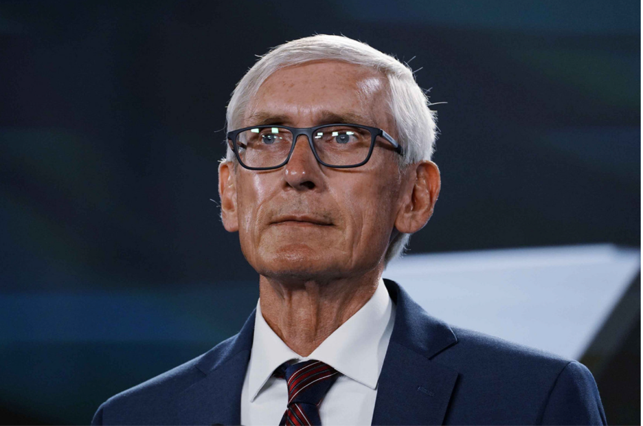 Wisconsin Governor Tony Evers has been castigated by local law enforcement officials