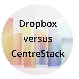CentreStack v Dropbox