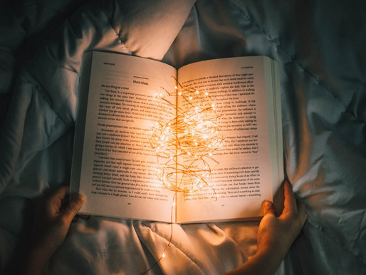 Rediscovering the magic of reading at Stevenson Book Club