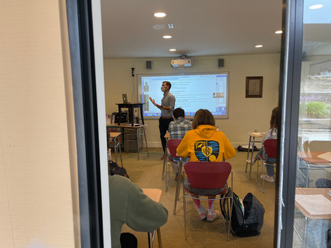 Hybrid classes present new challenges to remote students