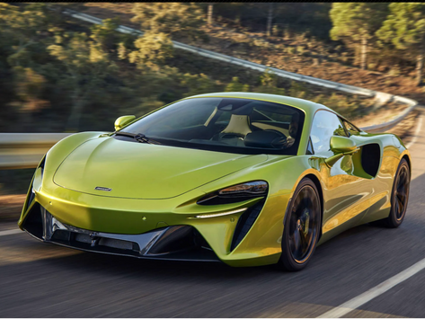 Artura is leading the future of supercars