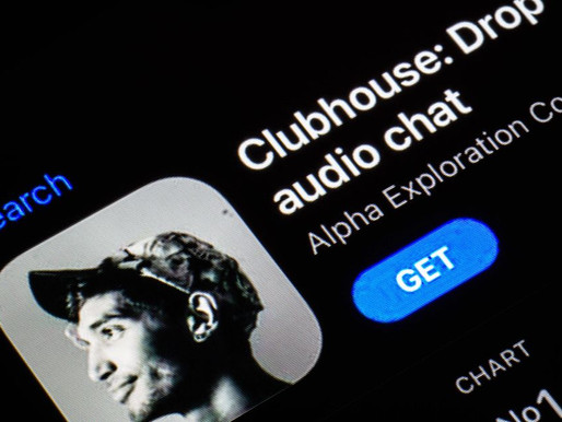 Clubhouse: the rising star among  social media apps