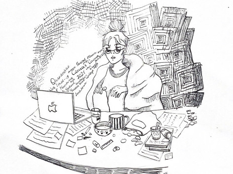 Monthly Cartoon: February