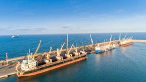 Porto do Pecém em São Gonçalo do Amarante bate recorde e atinge marca de 10 mi de toneladas de carga