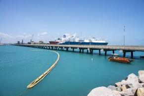 Pecém fecha parceria com porto internacional