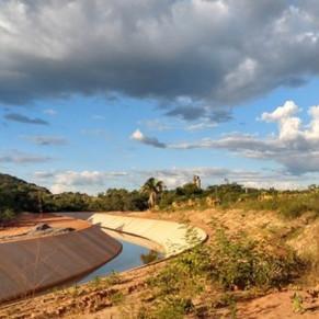 Governo Federal autoriza repasse de R$ 46,9 milhões para obras no Cinturão das Águas do Ceará