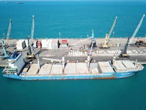 Porto do Pecém dobra exportação de mármore e granito nos cinco primeiros meses de 2021