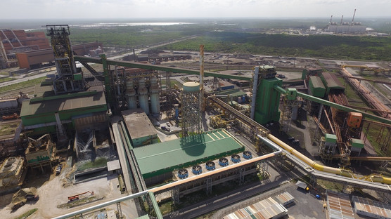 13,8 milhões de toneladas de ferro-gusa produzidos  em 5 anos do Alto-forno da CSP do Pecém.