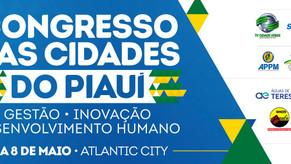 Congresso das Cidades do Piauí: desenvolvimento com base nos 17 Objetivos do Desenvolvimento Sustent