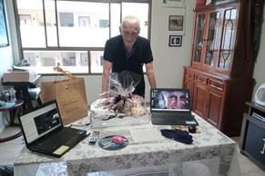 Pandebingo: iniciativa reúne idosos através de videoconferência para combater a solidão durante a pa