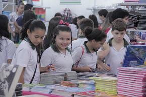 Bienal do Livro abre agendamento para visitações de escolas e instituições