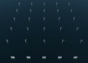 Turbinas eólicas flutuantes já são possíveis