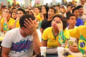 Brasil tem a 2ª população mais fora da realidade do mundo