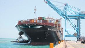 Movimentação de contêineres no Porto do Pecém cresce 6% no ano