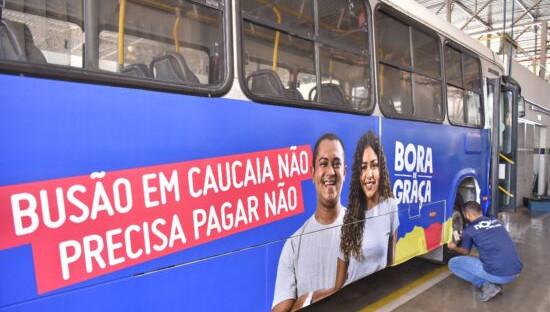 Caucaia-CE é o maior município do País a implantar passagem de ônibus gratuita