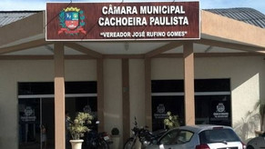 Câmara de Cachoeira Paulista reduz salário de futuros vereadores. Quem sabe essa moda pega.