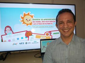 Aplicativo oferece atividades lúdicas para ajudar na alfabetização