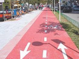 Construir ciclovias e calçadas gera emprego e combate a mudança do clima